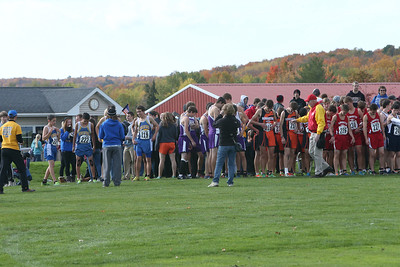 Division One Boys - 2013 Upper Peninsula XC Finals