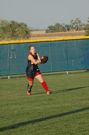 Var Softball vs Milford, 9-9-05