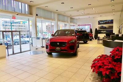 MCL Jaguar Motor Cars - Vancouver BC