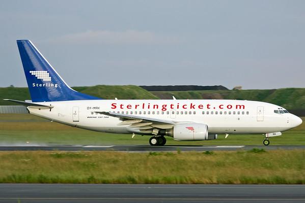 OY-MRK - Boeing 737-7L9
