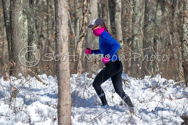 Belleville 10k Trail Race 1 Mile