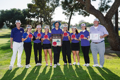 2019 DBHS Girls golf CIF