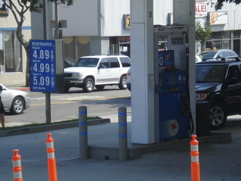 Gas is higher in California.jpg