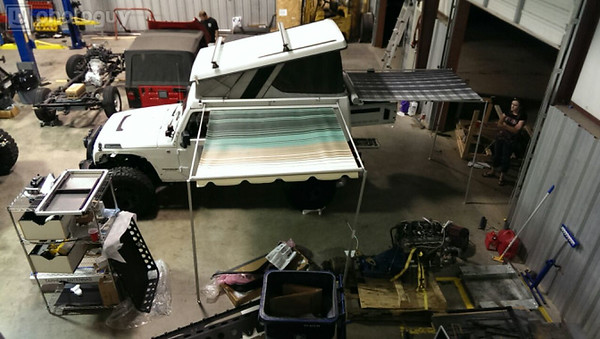 Jeep Construction Photos (14 of 20)