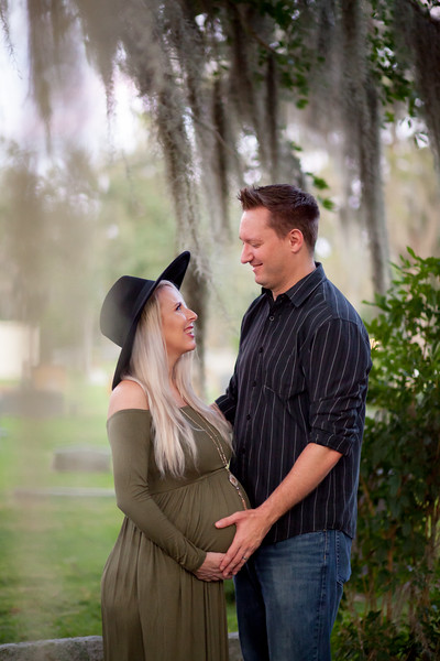 Micael and Brandon Maternity