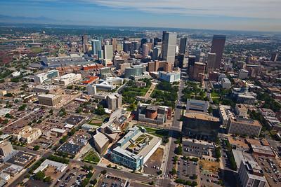 Denver Helicopter Ride