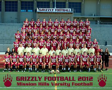 2012 MHHS Football