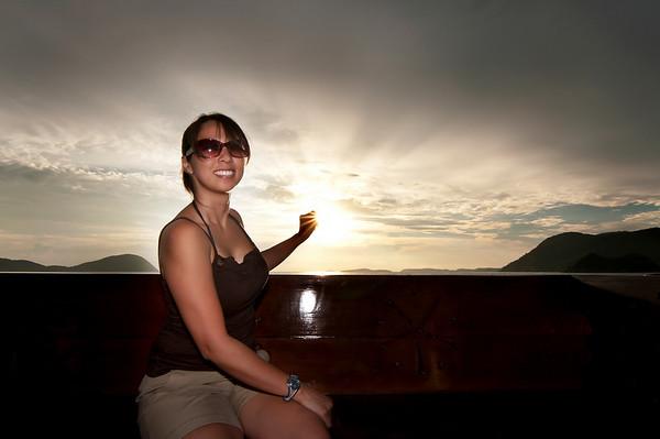 Junk Boat Cruise, Phuket