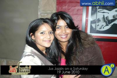 Jus Jazzin - 19th June 2010