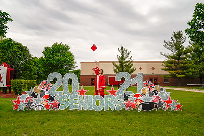 2021 Kendall Carlson Grad Pictures