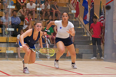 2011-07-22 4th Round: Olivia Blatchford (USA) played Melissa Alves (France)