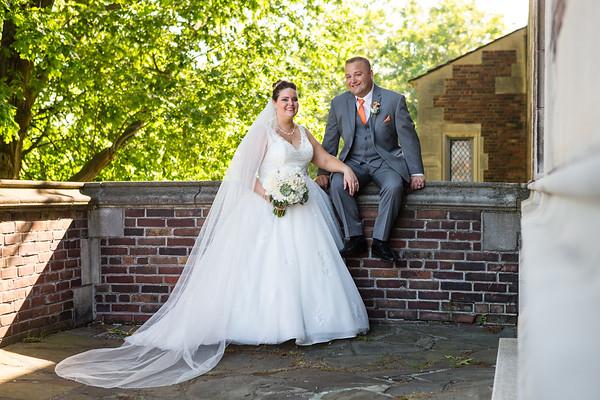 Molly & Cory's Wedding Day