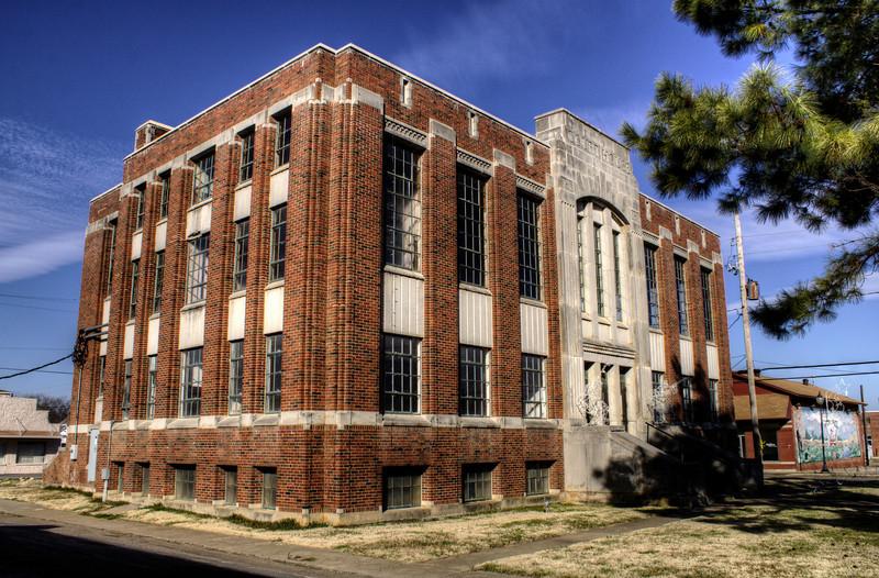 Scott County Courthouse - Waldron, AR
