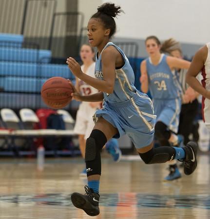 Armstrong at JHS Girls JV Basketball