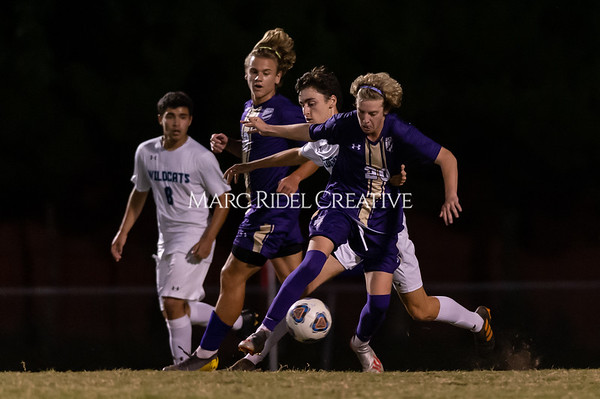 Broughton soccer vs Millbrook. October 7, 2019. D4S_6469
