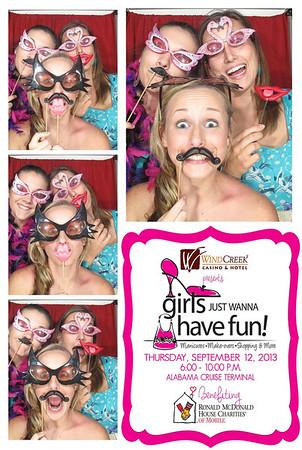 Girls Just Wanna Have Fun 2013