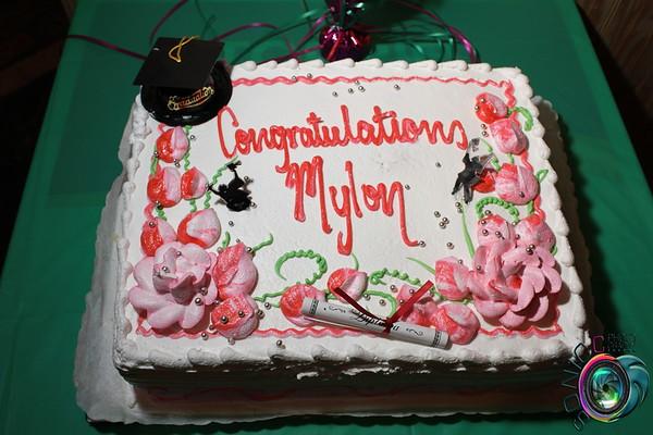 MAY 18TH, 2013: MYRLANDE'S GRADUATION PARTY