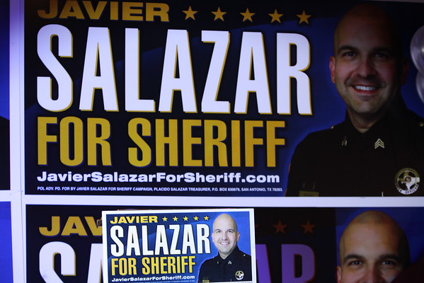 2016  Javier Salazar for sheriff May 24 cam 2