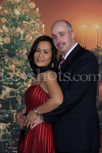 USS Mustin Holiday Party