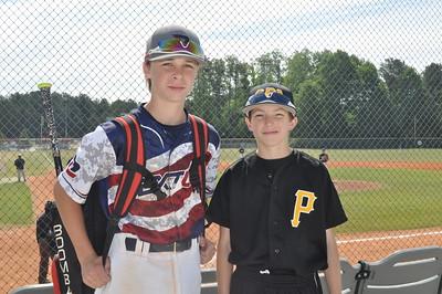 GPA Pirates Baseball 2016