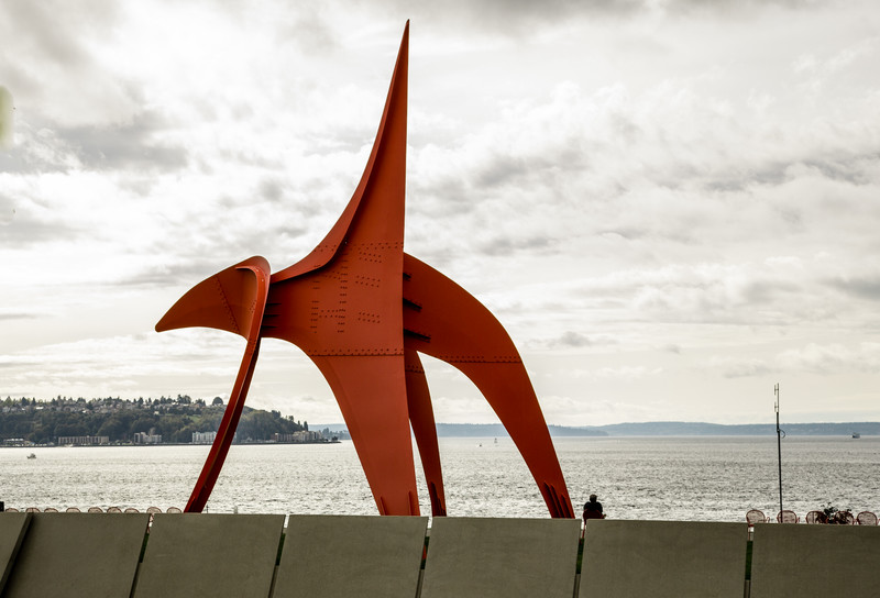 The EAGLE at Olympic Sculpture Park