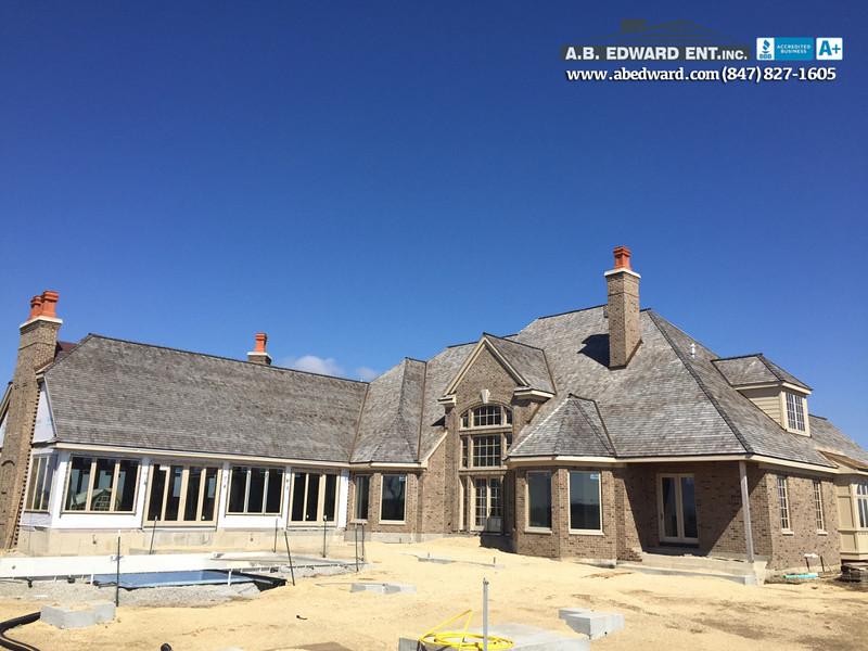 Cedar Roof, LP Siding Soffit and Fascia Installatio