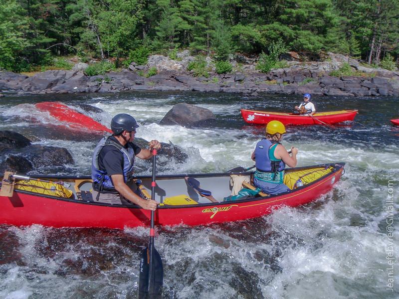 Avoiding the same fate (Pinned Canoe)