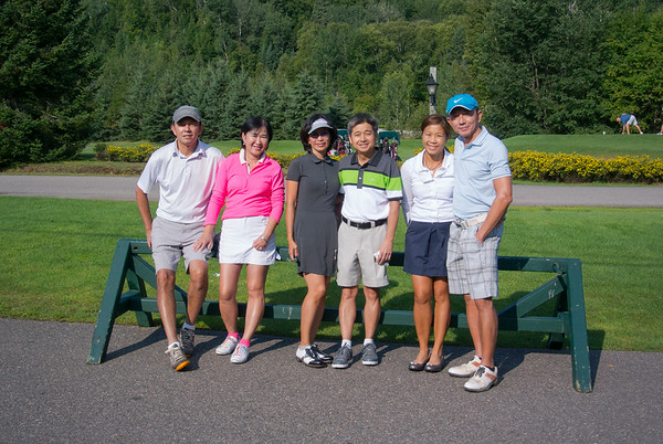Golf Mt-Tremblant 2014