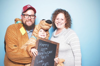 Gentry's 40th Surprise Party
