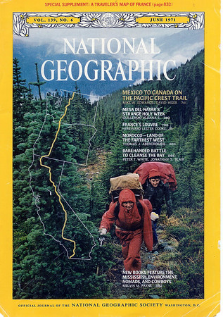 "A Lifetime of Inspiration ""Mexico to Canada on the Pacific Crest Trail"""
