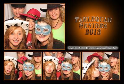 Tahlequah Seniors 2013
