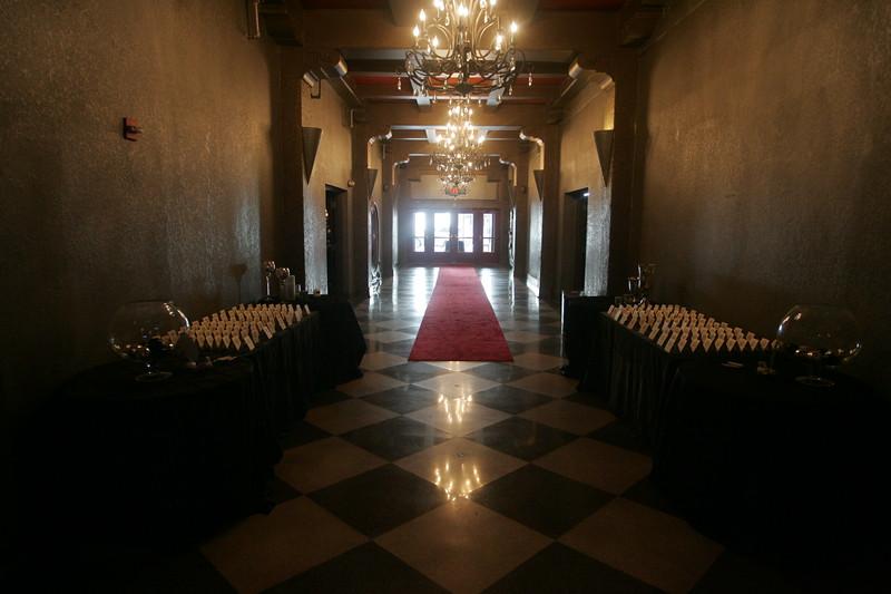 Allison & Joey Hunt Wedding SET UP January 21, 2012 (16).JPG