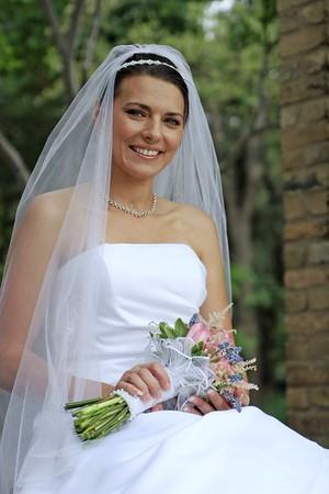 Jennifer's Bridal Portraits - May 10, 2008