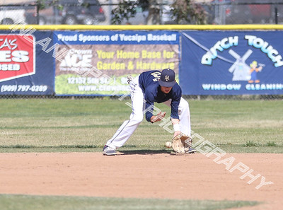 Yucaipa vs Carter JV Baseball