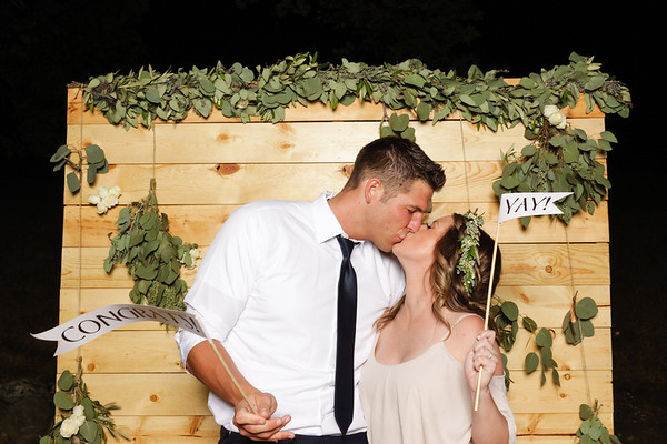Josh+Dylan ~ Wedding Photobooth