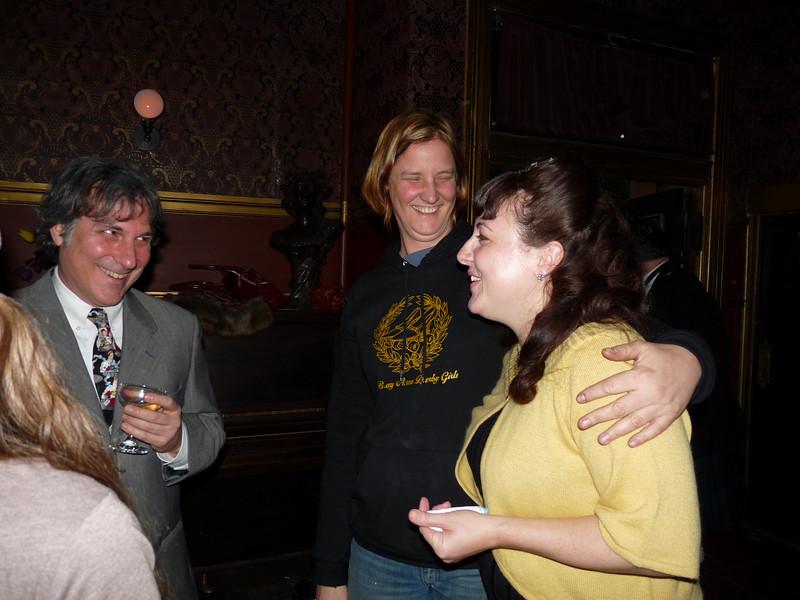 John, Jennifer & Deb