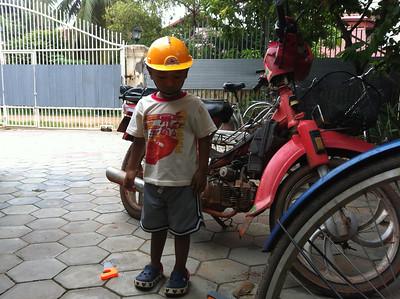Cambodia - September 2014