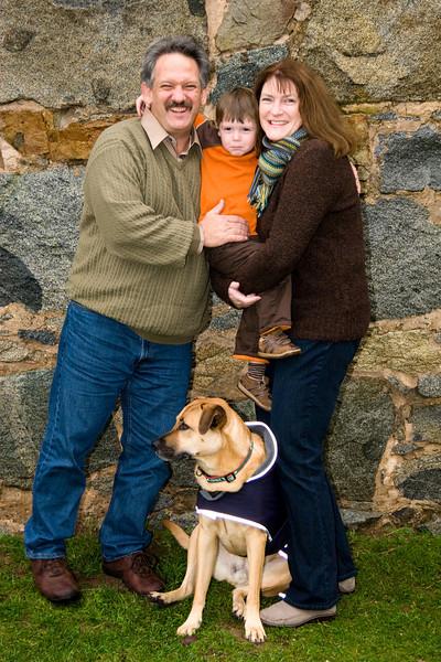 Lampe Family 2009
