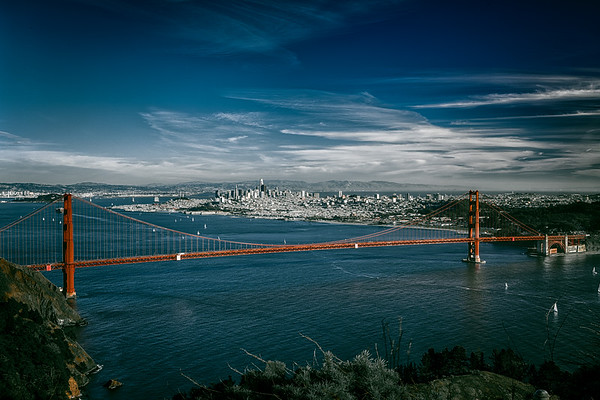 Golden Gate Febuary 2018
