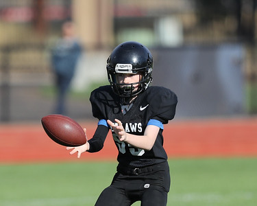 Outlaw 5th & 6th Grade Football vs Crook County 9-15-2018