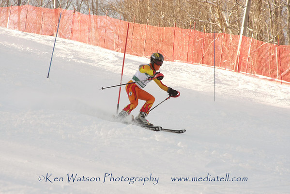 01-29-2010 Canon Slalom Girls