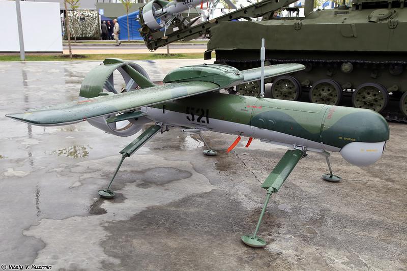 БПЛА Пчела-1 (Pchela-1 UAV)