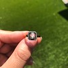 .53ctw Rose Cut Halo Ring, by Single Stone 48
