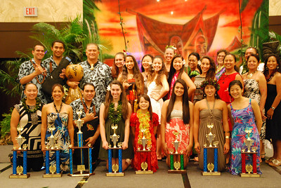 Halau Ha'a Kea O Mokihana at 2013 Ho'ike Hawaii