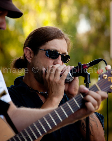 Clay Colton Band - Carlsbad CA  8-18-12