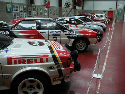 David Sutton Motorsport and Coventry Museum Club Visit 2004