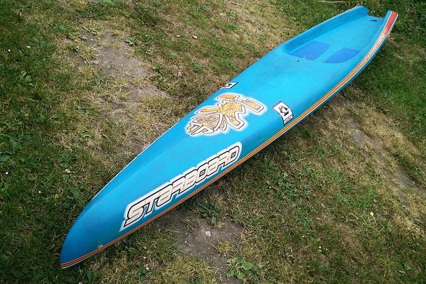 "2015 Sep 20 - Starboard Sprint 12'6 x 24"""