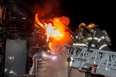 Fatal 3 Alarm House Fire - Upsala St, Worcester, MA -  2/2/19