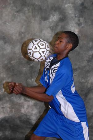 Beck Boy's Soccer 2009