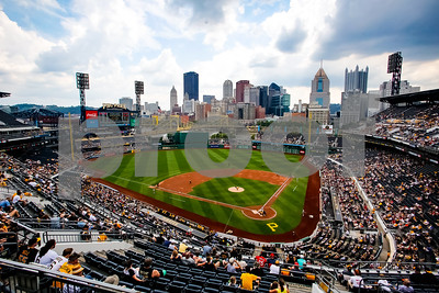 Pittsburgh Stadiums and Sites 2018